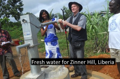 Zinner Hill fresh water