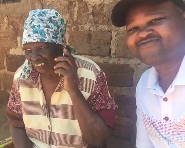 New Project in Kenya – Cell Phones for Widows