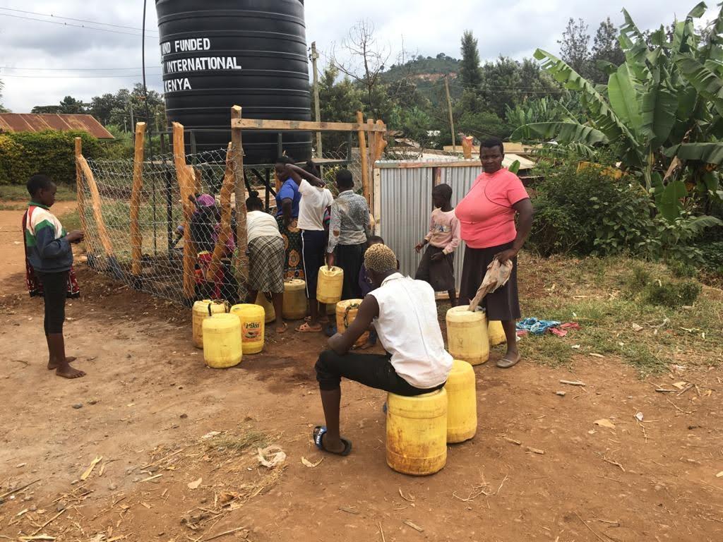 Kenya 2021 Water Projects