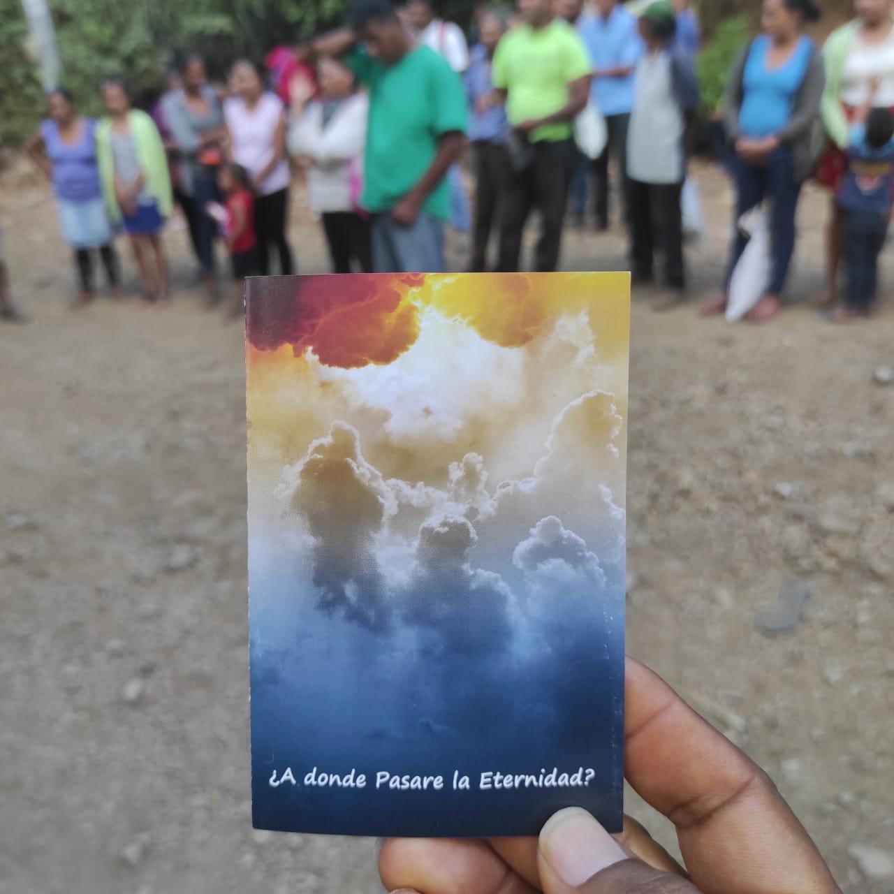 Kinal Community Outreach Report